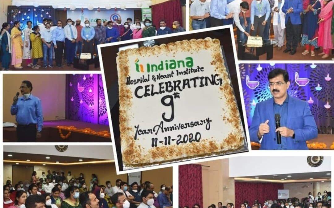 9th Anniversary of Hospital & Diwali Celebration