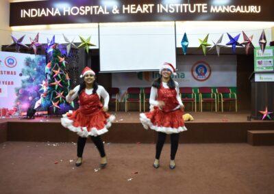 Indiana Hospital Christmas Celebration